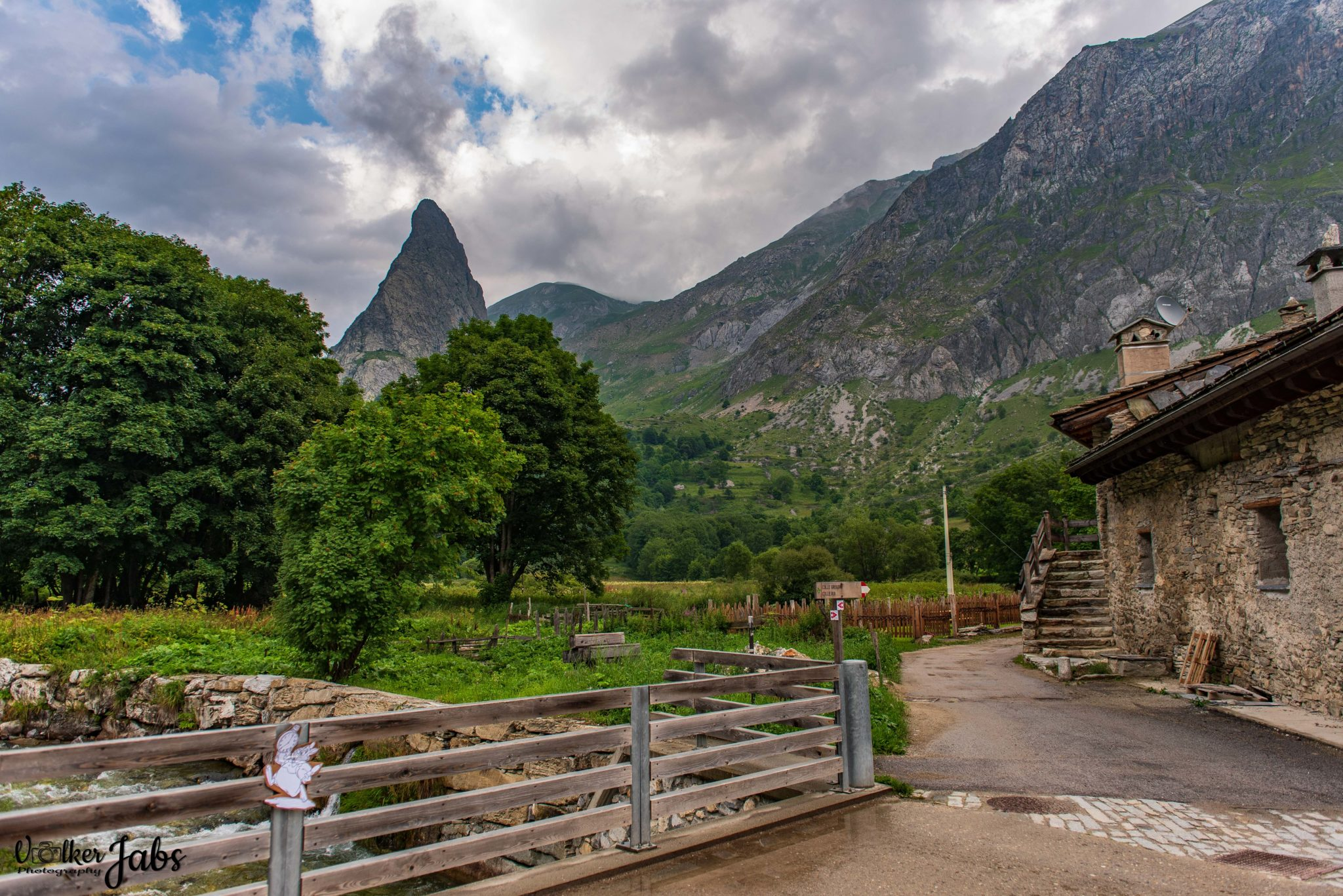 Landleben im Valle Maira